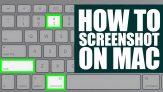 Sådan tager du et skærmbillede på din Mac
